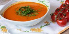 Čerstvá rajčinová s mozzarellou - Tinkine recepty