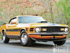 1970 Twister Special Mach 1 Mustang - Twister And Shout!