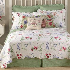 Laurel and Mayfair Marinella Quilt Size: Twin