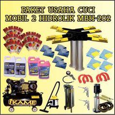 Paket Cuci Mobil 2 Hidrolik MBH – 202