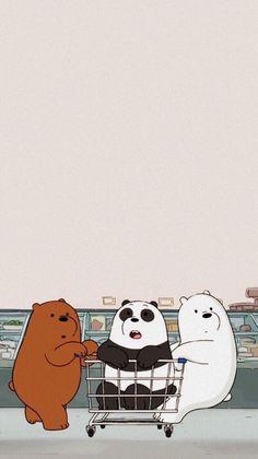 Cute Panda Wallpaper, Cartoon Wallpaper Iphone, Bear Wallpaper, Cute Patterns Wallpaper, Cute Disney Wallpaper, Kawaii Wallpaper, Cute Wallpaper Backgrounds, Aztec Wallpaper, Iphone Backgrounds