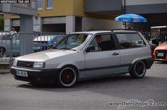 VW Polo breadvan