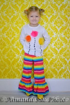 Diy dr seuss costume one fish two fish red fish blue fish costume dr seuss the lorax truffula trees inspired girls long sleeved tee solutioingenieria Choice Image