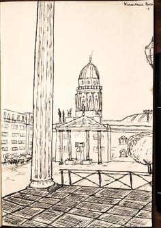 Berlin / Urban Sketching