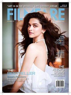 Deepika Padukone - Filmfare #Bollywood #Fashion #Style