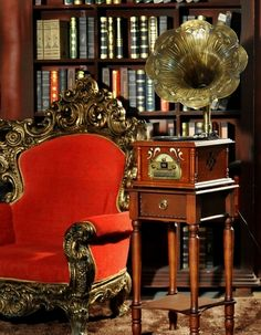 Gramophone Phonograph Speaker Nostalgia