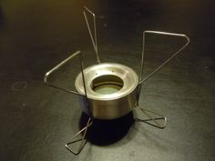 10cc stove prototype (Handmade Alcohol Stove) .....Beautiful!