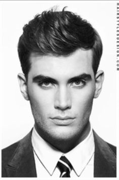 Men hair.. Casual. Charm. Everyday perfect look for everything.