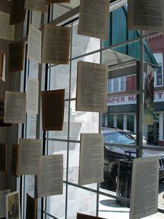 Book Sale Window Display | Flickr - Photo Sharing!