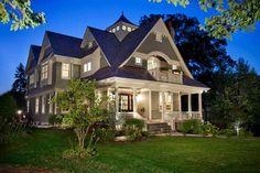 Love it.  Front porch, Gables, Craftsman