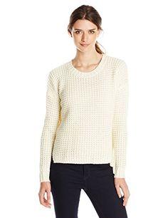 Sam Edelman Women's Ashlee High Low Sweater, Ivory, X-Small Sam Edelman http://www.amazon.com/dp/B00YRN1PNW/ref=cm_sw_r_pi_dp_LaKcxb13H5VZ1