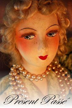 poupee boudoir | Et ma « poupée de salon * » : Joséphine, qui malgré un petit ...