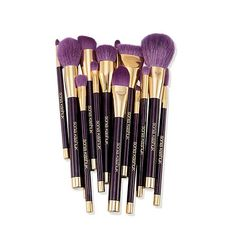 #SoniaKashuk #brushkit #purple #love