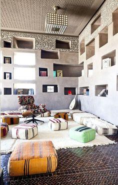 Fellah Hotel, Marrakech, Morocco. TravelPlusStyle.com