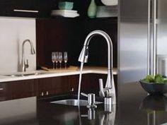 Si quieres remodelar el baño o la cocina con poco presupuesto cambia la grifería. Foto #moen