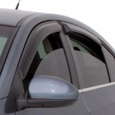 With GM Accessories vent visors, you can leave your windows slightly open to let the fresh air in, but keep rain, sleet and snow out. They also reduce sunlight glare and keep your interior cooler. They will not interfere with side-view mirrors. Chevy Cruze Accessories, Gm Accessories, Chevrolet Traverse, Chevrolet Cruze, 2014 Chevy, Side Window, Black Side, Car Insurance, Volkswagen Golf