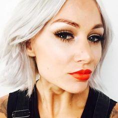 lou teasdale makeup - Google Search