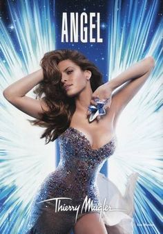 Angel, de Thierry Mugler --> my favorite fragrance of all time