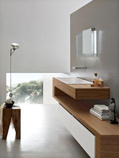 Bathroom Basin And Cabinet. The Golden Ways Bathroom Vanity Designs, Bathroom Design Luxury, Modern Bathroom, Unit Bathroom, Bathroom Basin, Lavabo Design, Washbasin Design, Casa Milano, Childrens Bathroom
