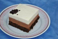 Bucatar maniac si prietenii: Prajitura cu mousse de ciocolata neagra si mousse ...