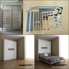 Queen Size Wall Bed Mechanism Diy Murphy Bed Mechanism Photo, Detailed about Queen Size Wall Bed Mechanism Diy Murphy Bed Mechanism Picture on Alibaba.com.