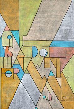 Paul Klee (1879-1940) In 1935 bleek Klee te lijden aan een ernstige, ongeneeslijke ziekte: progressieve sclerodermie. Dit weerhield hem er niet van om steeds meer te schilderen; zijn werk werd zelfs vrolijker en humoristischer. In 1939 ging Paul Klee naar Ticino om daar voor zijn ziekte een kuur te ondergaan. Hij werd op 8 juni opgenomen in een ziekenhuis in Locarno, waar hij op 29 juni op zestigjarige leeftijd stierf.
