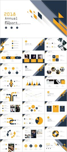 Business infographic & data visualisation Best creative annual analytics charts PowerPoint Te on Behance Infographic Description Powerpoint Design Templates, Professional Powerpoint Templates, Keynote Template, Best Powerpoint Presentations, Web Design, Slide Design, Flat Design, Design Art, Design Ideas