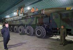 Korsel Sebut Korut Sedang Persiapkan Ujicoba Rudal Terbaru : Korea Utara tampaknya sedang bersiap untuk peluncuran rudal lain beberapa minggu setelah memicu kegemparan internasional dengan uji coba rudal balistik antarbenua perta