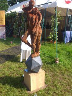 Art in Action 2012 - Sculpture Art Fair, Oxford, Action, Sculpture, Group Action, Oxfords, Sculpting, Statue, Sculptures