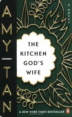 The Kitchen God's Wife/Amy Tan // this one, had me hypnotized.