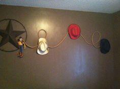 diy western decor | Decorating A Cowboy-Themed Boys Room On A Budget