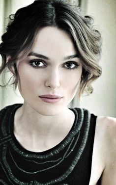 Kiera Knightley. She's the most beautiful human being on this planet. Amen