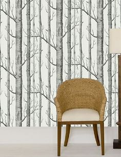 Cole and Son Woods wallpaper    http://www.tangletree-interiors.co.uk/wallpaper/cole-and-son/new-contemporary-two/woods/