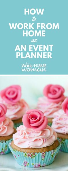 Do you love planning parties? Do you want to work-at-home? This post covers everything you need to know about becoming a home-based event planner! #workathome #business #eventplanner