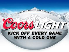 Coors Light Football Sweepstakes (Select States  175 Winners!) - http://ift.tt/1PXuwnx