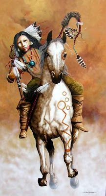 Fannymanson: The Horse's Role In Native American And Plains Indian Culture