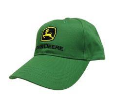 John Deere Logo Green Cap
