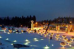 Christmas in Coeur d'Alene