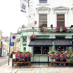 The Builder's Arms, Kensington Court Place [Kensington and Chelsea]