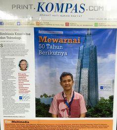 Jangan lupa baca berita dan ulasan serta foto di http://print.Kompas.com @hariankompas
