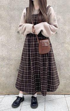 Korean Girl Fashion, Korean Fashion Trends, Korean Street Fashion, Korea Fashion, Muslim Fashion, Korean Outfit Street Styles, Korean Outfits, Mode Outfits, Fashion Outfits