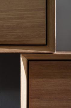Naxani |   Prenn    Detail of Prenn cabinet