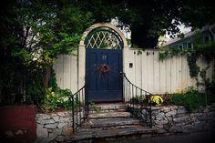 Garden Gate by Svenstorm on Flickr.
