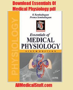 Searching for best physiology book? Learn about 2 best physiology books and download Essentials of Medical physiology pdf/ sembulingam physiology pdf free.. Medical Textbooks, Medical Students, English Books Pdf, Chemistry Notes, Medicine Book, Biochemistry, Physiology, Pediatrics, Education