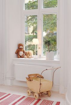 A bear, however hard he tries Grows tubby without exercise. Our teddy bear is short and fat Which is not to be wondered at. He gets what exercise he can By falling off the ottoman, But generally seems to lack The energy to clamber back. (A.A. Milne)