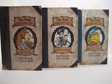 The Edge Chronicles- Books I, II & III by Paul Stewart & Chris Riddell CHRISTIAN