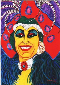 Flor Maria Bouhot - Travesti Emplumado