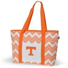 Tennessee Volunteers Chevron Cooler Tote