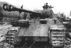 PzKpfw V Ausf. A  Panther  Eastern front