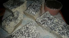 Coconut and Mustard seed Soapies